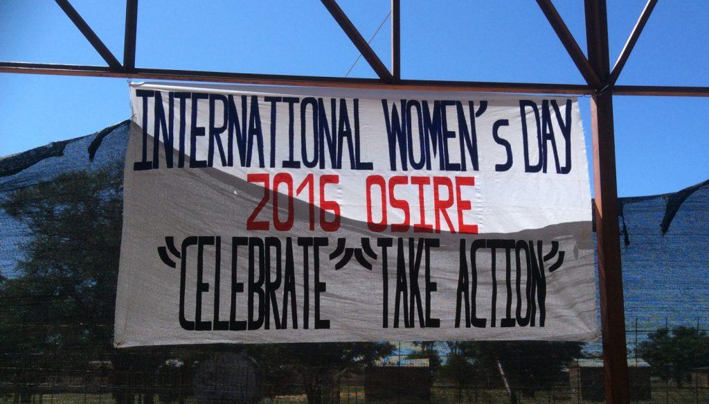 Namibia International Women's Day- 2016